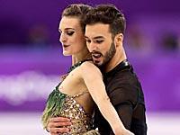 Чемпионат мира: лидирует французская танцевальная пара. Израильтяне в финал не вышли