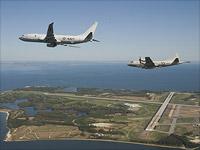 Противолодочные патрульные самолеты ВМС США P-8A Poseidon