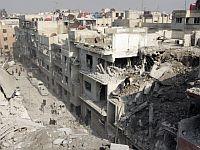 В Думе (Восточная Гута, Сирия)