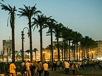 В Каире на площади Тахрир прошел прием в честь 70-летия Израиля