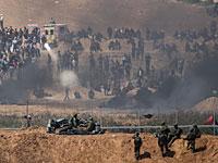 Правозащитные организации подали иск в БАГАЦ против правил открытия огня