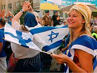 """Около 5 тысяч христиан со всего мира принимают участие в """"Марше народов"""" в Иерусалиме"""