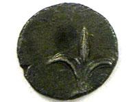 Монета еврейской автономии в составе Персидской империи