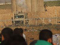 Арабские СМИ: военнослужащие ЦАХАЛа обстреляли палестинцев, приблизившихся к забору с Газой