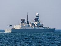 """""""Дункан"""" британских ВМС"""
