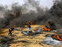 ЦАХАЛ обстрелял боевиков ХАМАСа на севере Газы, один из них был убит