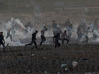 ЦАХАЛ пресек попытку проникновения на территорию Израиля