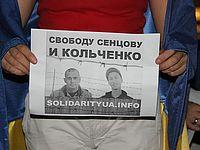 Журналист Шура Буртин объявил голодовку в поддержку Сенцова