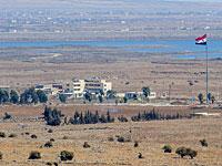 Кунейтра. Сирия