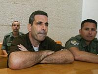 Гонен Сегев в суде, 2006 год