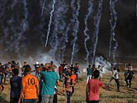 """""""Марш возвращения"""" в Газе"""