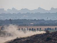 ЦАХАЛ атаковал позицию ХАМАС в северной части сектора Газы