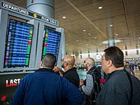 """""""Кан"""": жара может привести к задержкам в расписании аэропорта Бен-Гурион"""