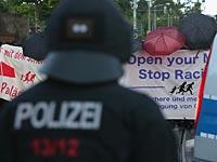 В Хемнице представители десятков организаций протестуют против нацизма и расизма