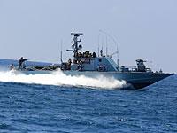 ВМС ЦАХАЛа задержали судно, нарушившее границу возле берегов сектора Газы