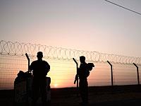 Тревога на границе с Газой, солдаты ЦАХАЛа разыскивают проникших из сектора