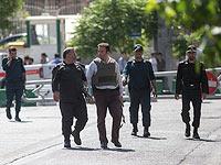 Сотрудники правоохранительных органов в Иране
