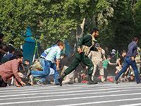 На месте теракта в Ахвазе