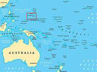 У берегов Гуама произошло землетрясение магнитудой 6,4