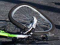 В результате аварии в Тель-Авиве пострадали двое подростков, ехавших на велосипеде