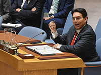 Постпред Израиля при ООН Дани Данон