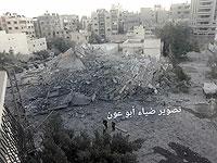 После атаки ЦАХАЛа по штабу ХАМАСа в секторе Газы