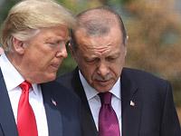Президент США Дональд Трамп и президент Турции Реджер Тайип Эрдоган