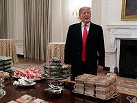 Дональд Трамп в Белом доме. 14 января 2019 года