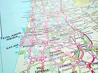 Медицинская карта 16 крупнейших городов Израиля по данным минздрава