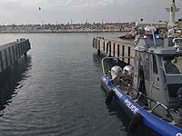 """Погиб мужчина, унесенный в море с побережья """"религиозного"""" пляжа в Ашкелоне"""