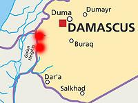 """Источники: Кунейтру атаковали в ответ на визит делегации """"Хизбаллы"""", уничтожено шпионское оборудование"""