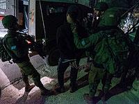 Палестино-израильский конфликт: хронология событий, 24 февраля