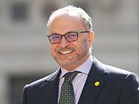Министр иностранных дел Объединенных Арабских Эмиратов Анвар Гаргаш