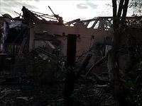 На месте происшествия в поселке Мишмерет