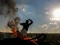 Израильский БПЛА нанес удар по цели на севере Газы, трое раненых