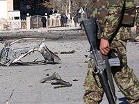 Взрыв возле авиабазы США в Афганистане, погибли четверо американцев
