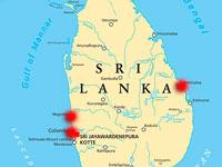 Теракты в церквях и отелях на Шри-Ланке: около 160 убитых, сотни раненых
