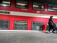 Перебои в движении поездов на севере Израиля
