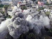 Разрушение дома Умара Абу Лайлы