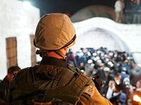 Около 1400 еврейских паломников посетили гробницу Йосефа в Шхеме, в их числе 10 депутатов