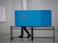 Выборы в Израиле. 9 апреля 2019 года