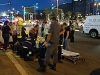 """В больницу """"Рамбам"""" доставлены после столкновения мотоциклист и велосипедист"""