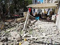 Ракетные обстрелы из Газы: один человек убит, десятки пострадавших