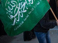 Четыре жителя арабских кварталов Иерусалима получили сроки за публичное использование символики ХАМАСа