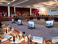 Делегация Иордании покинула заседание ОБСЕ, отказавшись сидеть рядом с израильтянами