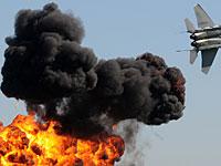 Нанесен авиаудар по одной из иранских баз, расположенных на территории Ирака