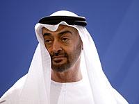 Наследник престола Абу Даби принц Мухаммад бин Заид аль-Нахьян