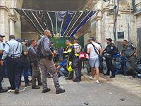 Улучшается состояние полицейского, раненного террористами в Старом городе Иерусалима
