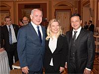 Визит премьер-министра Израиля в Киев