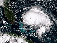 """Урагану """"Дориан"""" присвоена пятая степень опасности – высшая"""